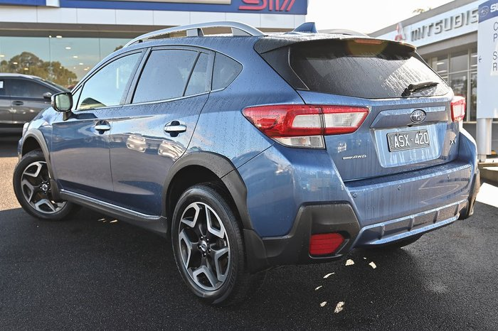 2018 Subaru XV 2.0i-S G5X MY18 AWD Blue