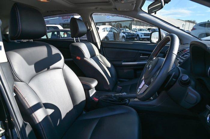 2016 Subaru XV 2.0i-S G4X MY16 AWD Black