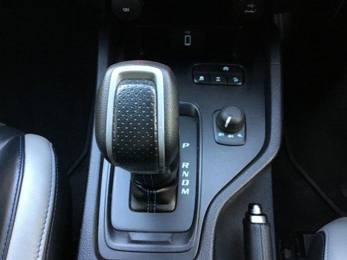 2019 Ford Ranger Raptor PX MkIII MY19 4X4 Dual Range Black