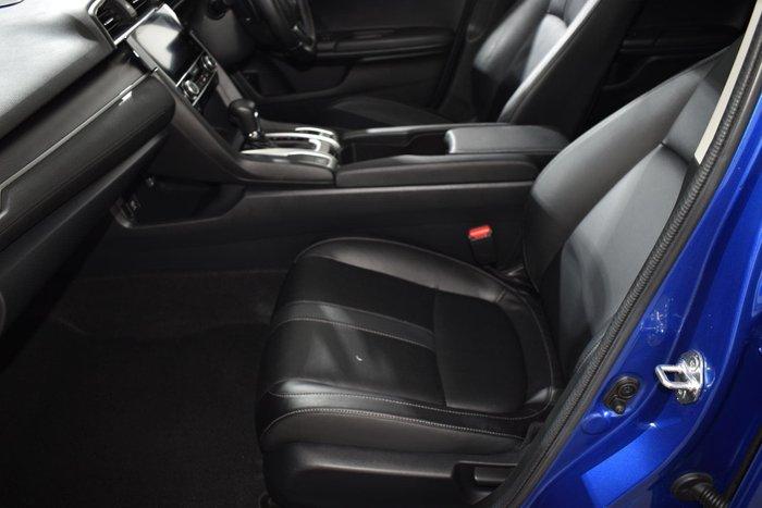 2016 Honda Civic RS 10th Gen MY16 Blue