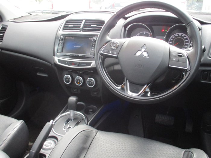 2017 Mitsubishi ASX XLS XC MY17 4X4 Constant Titanium