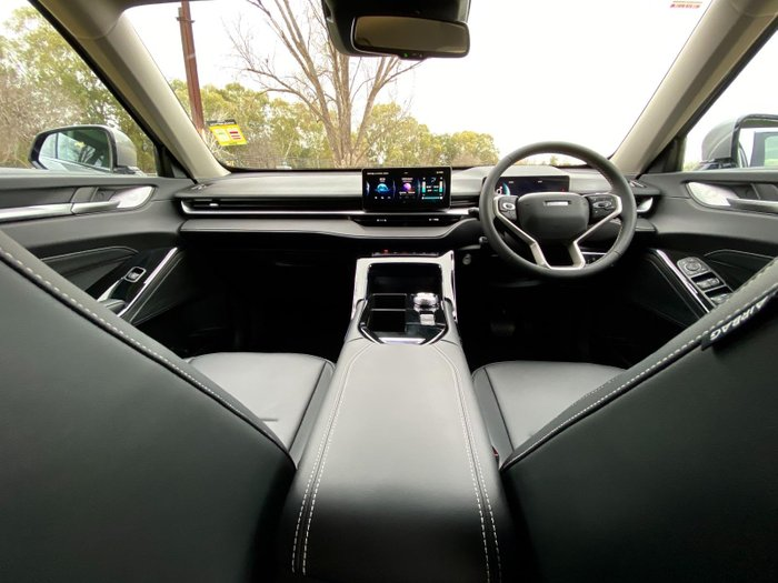 2021 Haval H6 Lux B01 Ayers Grey