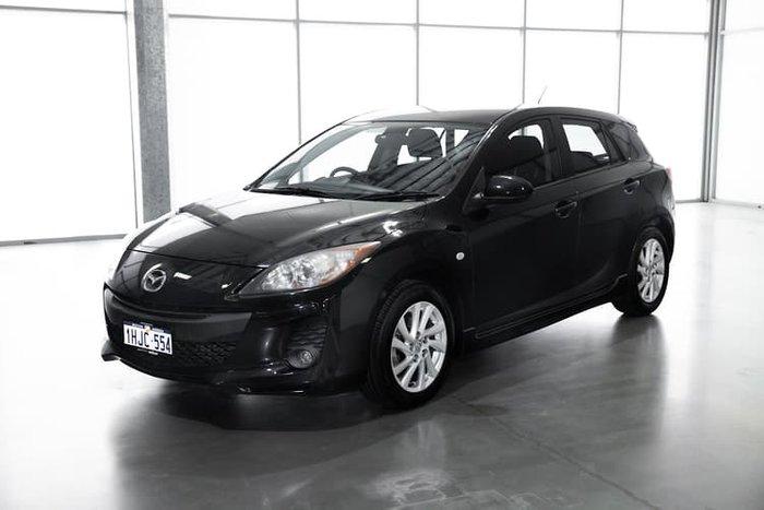 2011 Mazda 3 Maxx Sport BL Series 2 Black