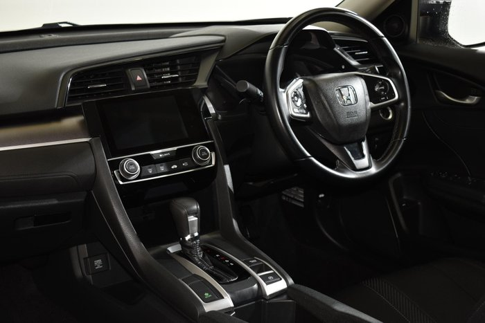 2016 Honda Civic VTi-L 10th Gen MY16 Modern Steel