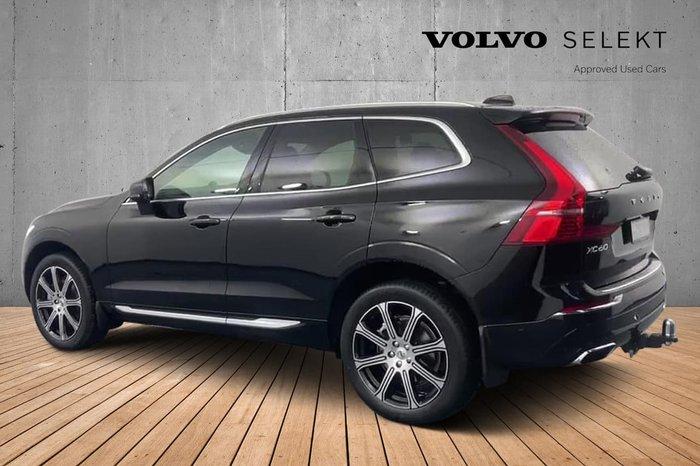 2020 Volvo XC60 T5 Inscription MY20 AWD Onyx Black