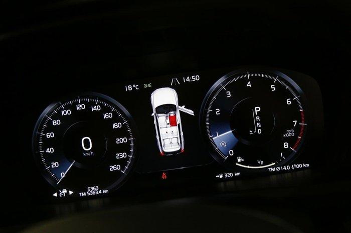 2020 Volvo XC90 T6 Inscription MY21 AWD Crystal White