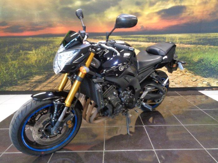 2010 Yamaha FZ8N BLACK