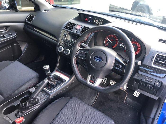 2014 Subaru WRX V1 MY15 AWD Blue