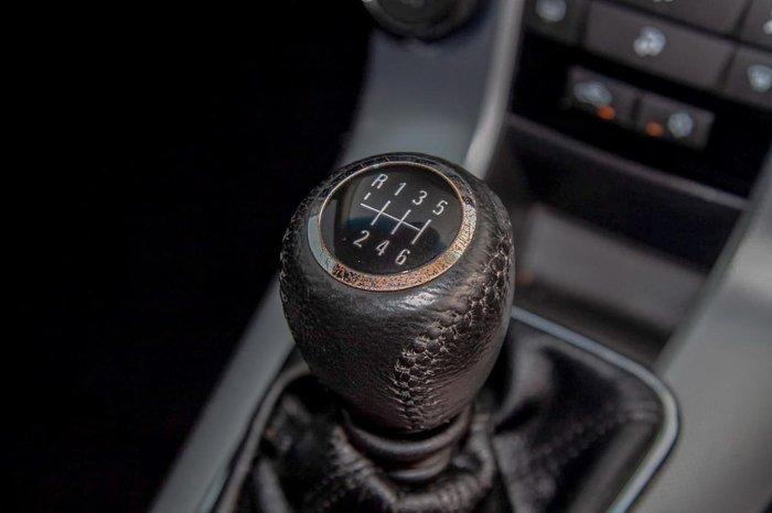 2012 Holden Cruze CDX JH Series II MY12 Silver