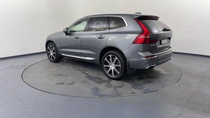 2020 Volvo XC60 T5 Inscription MY21 AWD Osmium Grey