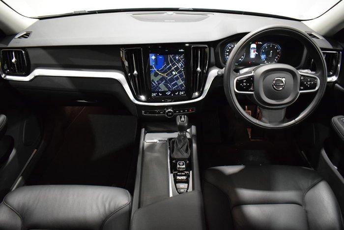 2020 Volvo V60 T5 Momentum MY21 AWD Osmium Grey