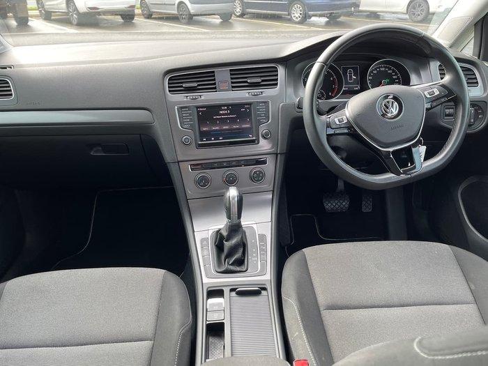 2016 Volkswagen Golf 92TSI Trendline 7 MY17 White