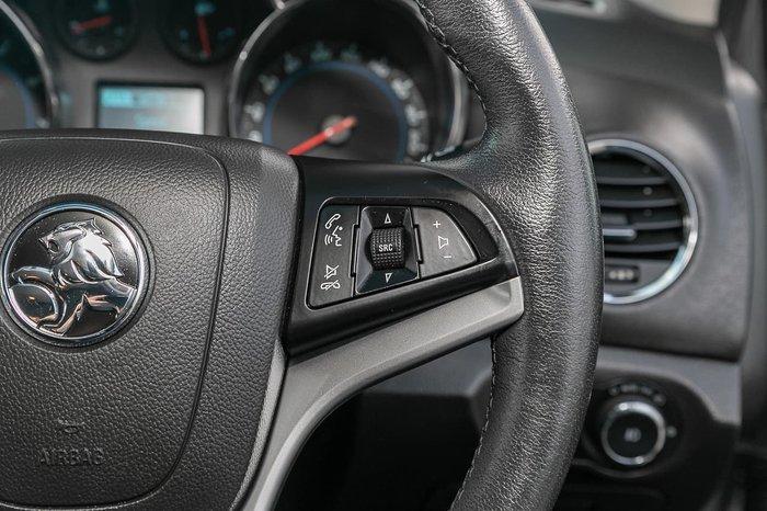 2015 Holden Cruze SRi-V JH Series II MY15 Grey