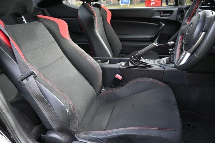 2015 Toyota 86 GT ZN6 Storm Black