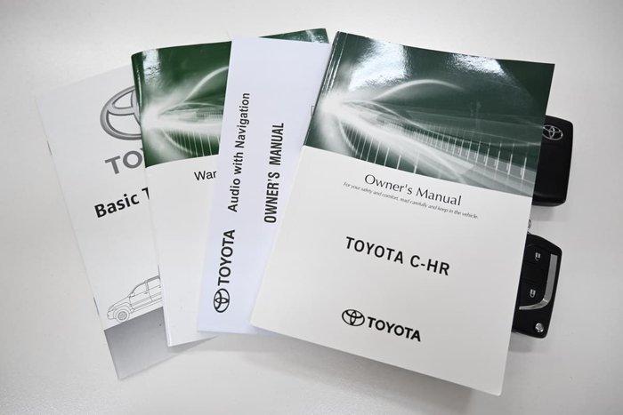 2017 Toyota C-HR NGX10R Crystal Pearl