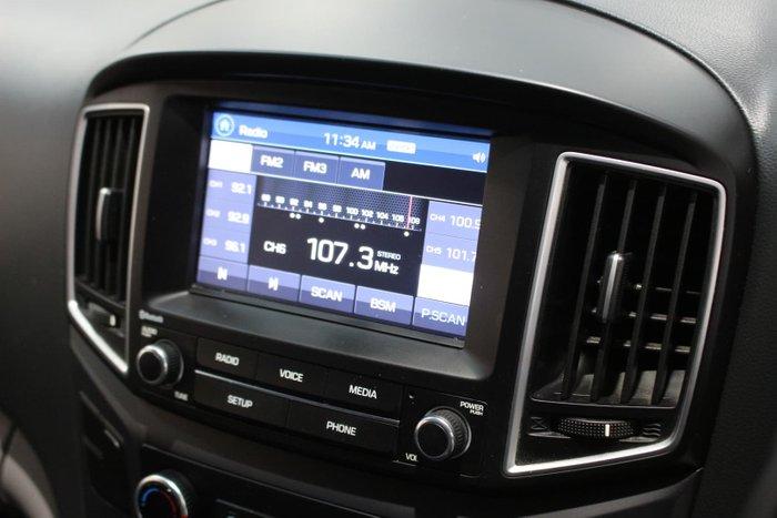 2017 Hyundai iLoad TQ3-V Series II MY18 Hyper Metallic