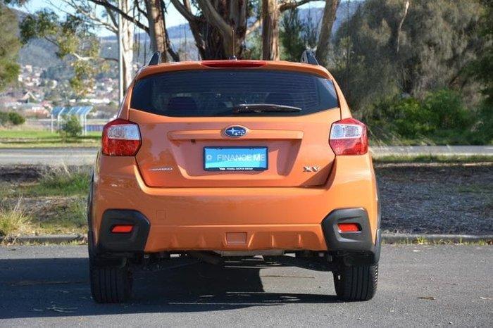 2012 Subaru XV 2.0i G4X MY13 AWD Tangerine Orange