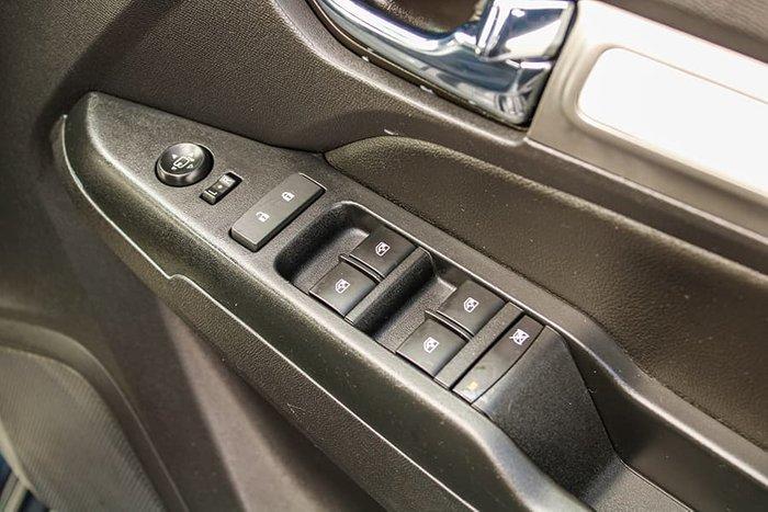 2018 Holden Colorado Z71 RG MY19 4X4 Dual Range Grey