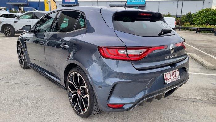 2018 Renault Megane R.S. 280 BFB Titanium Grey
