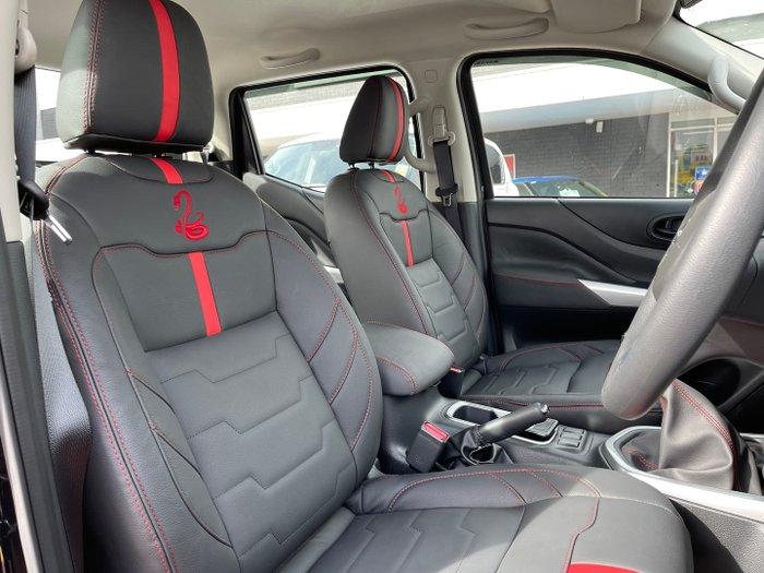 2021 Nissan Navara SL D23 4X4 Dual Range Black Star