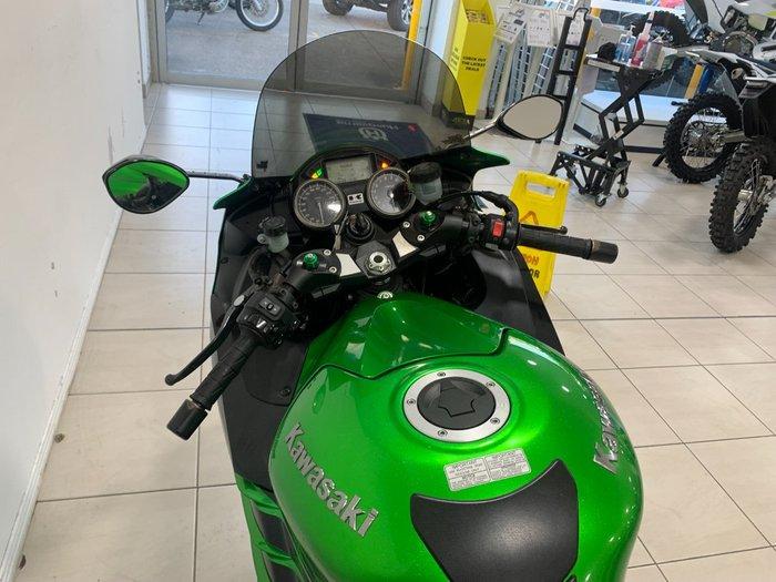 2015 Kawasaki NINJA ZX-14 (ZX14-R) GREEN