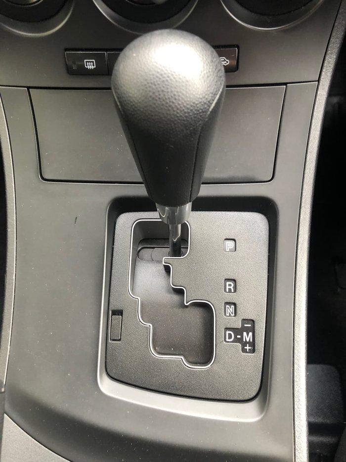 2012 Mazda 3 Neo BL Series 2 MY13 Silver