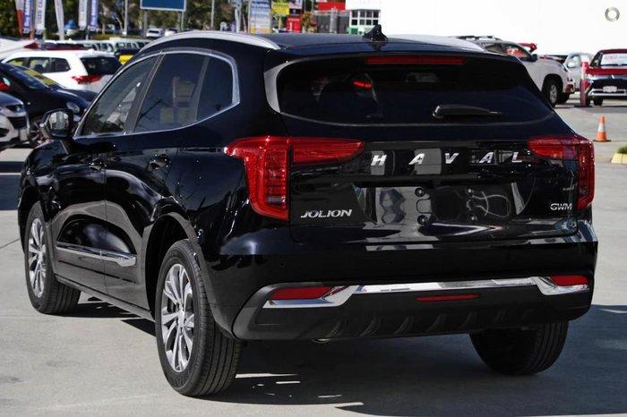 2021 Haval Jolion Lux A01 Golden Black