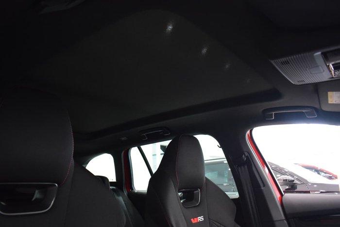 2021 SKODA Octavia RS NX MY21 Velvet Red