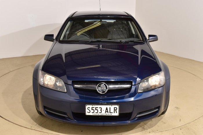 2008 Holden Commodore Omega VE MY09 Blue