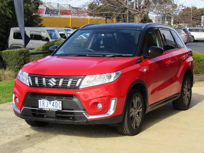 2020 Suzuki Vitara LY Series II Bright Red