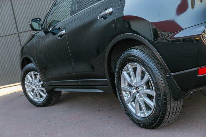 2020 Nissan X-TRAIL ST-L T32 Series II 4X4 On Demand Diamond Black