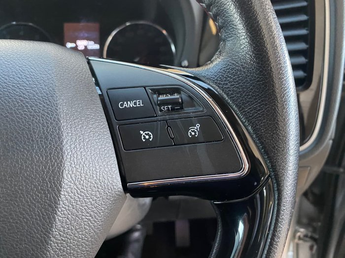 2018 Mitsubishi Outlander LS ZL MY19 Sterling Silver