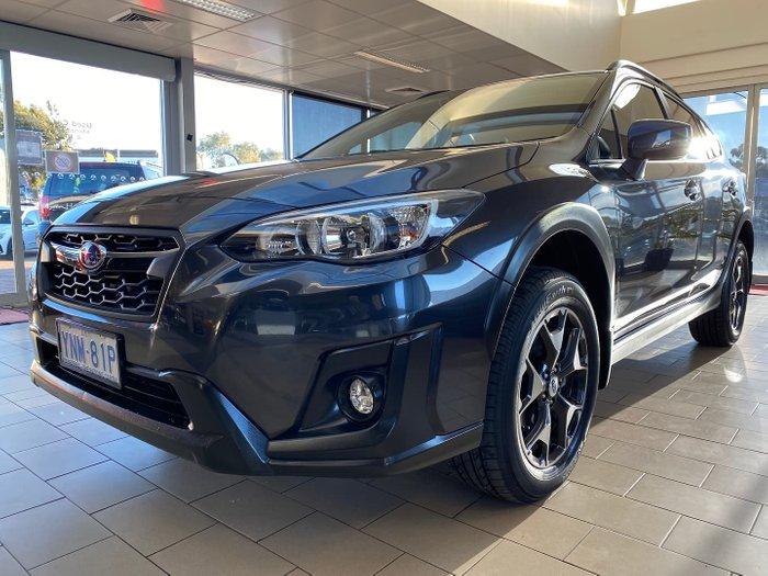 2019 Subaru XV 2.0i Premium G5X MY19 AWD Dark Grey