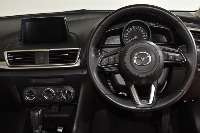 2016 Mazda 3 Maxx BM Series Soul Red