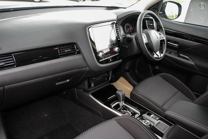 2021 Mitsubishi Outlander ES ZL MY21 AWD Titanium