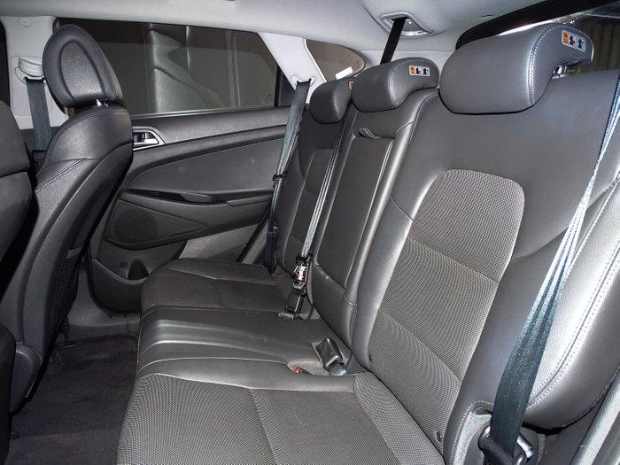 2018 Hyundai Tucson Active X TL MY18 Pepper Grey