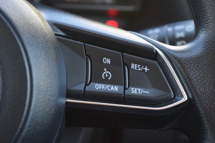 2018 Mazda 3 Neo Sport BN Series Machine Grey
