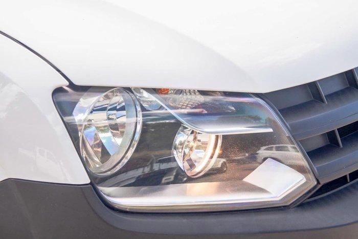 2012 Volkswagen Amarok TSI300 2H MY13 Candy White