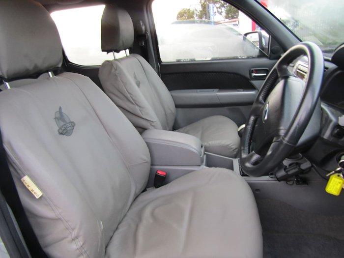 2011 Ford Ranger XLT PX 4X4 Dual Range Highlight Silver