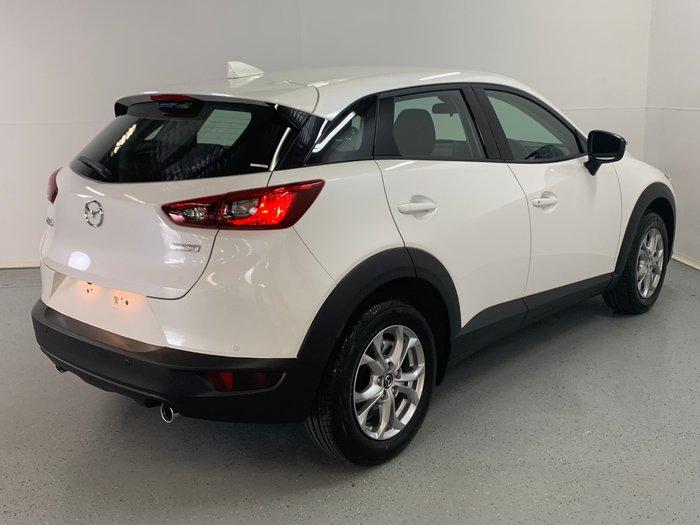 2021 Mazda CX-3 Maxx Sport DK Snowflake White Pearl