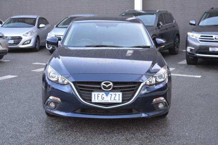 2015 Mazda 3 Touring BM Series Deep Crystal Blue