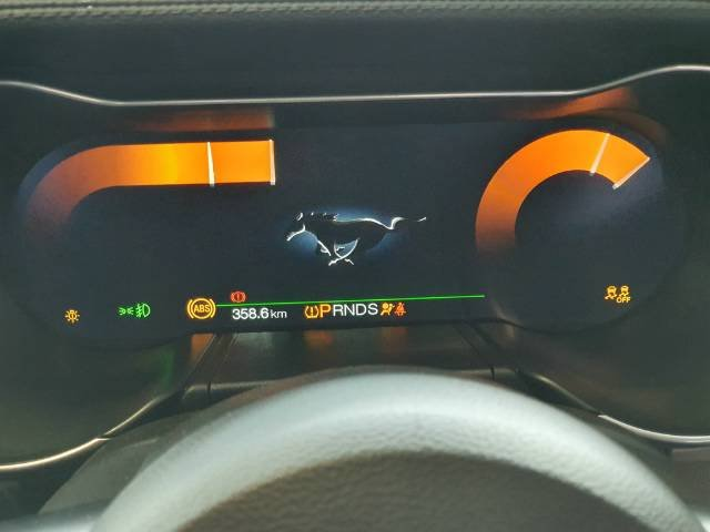 2021 Ford Mustang High Performance FN MY21.5 VELOCITY BLUE