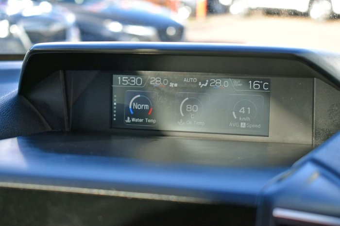 2019 Subaru Forester 2.5i S5 MY19 AWD Green
