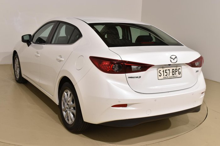 2016 Mazda 3 Maxx BN Series Snowflake White Pearl