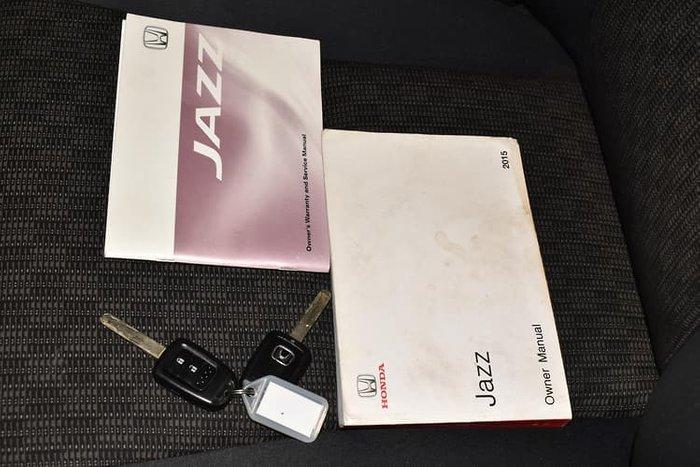 2014 Honda Jazz VTi GF MY15 Modern Steel