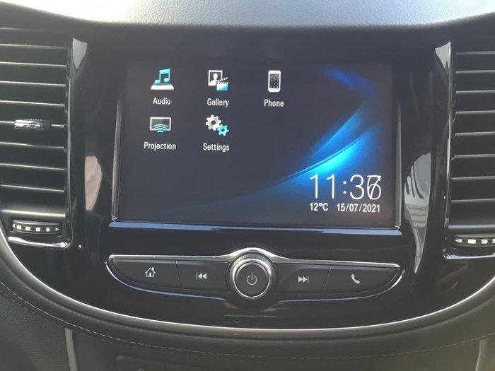 2017 Holden Trax LS TJ MY17 Grey