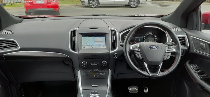 2018 Ford Endura ST-Line CA MY19 Ruby Red