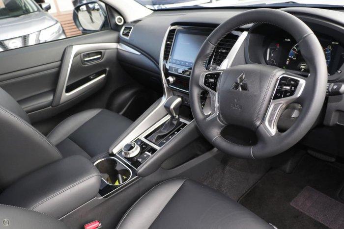 2021 Mitsubishi Pajero Sport Exceed QF MY21 4X4 Dual Range Sterling Silver