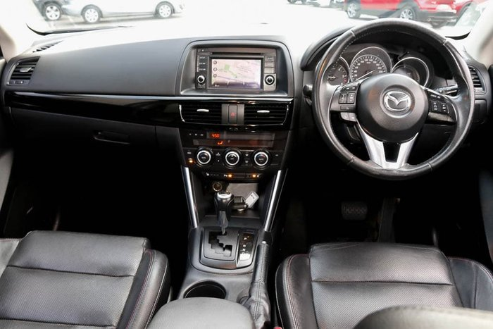 2013 Mazda CX-5 Grand Touring KE Series AWD Metropolitan Grey
