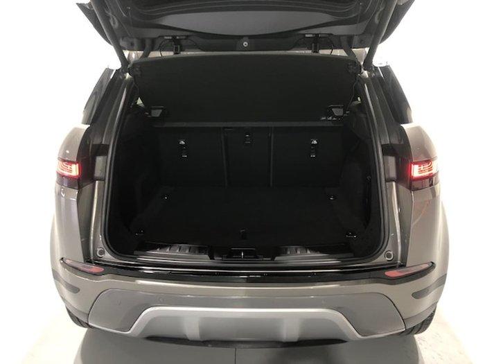 2019 Land Rover Range Rover Evoque D240 SE L551 MY20.25 4X4 Constant Silver